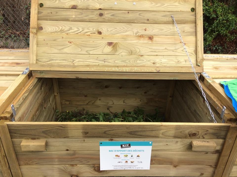 MERCREDI 16 OCTOBRE à 10H Séance de suivi compost